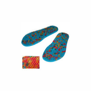 Reflexology Massage Insole Plus 5,0, pair size 40-43