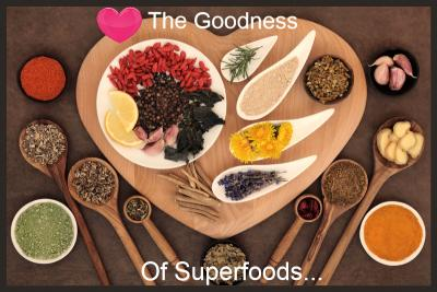 Nutritional Benefits of Superfoods