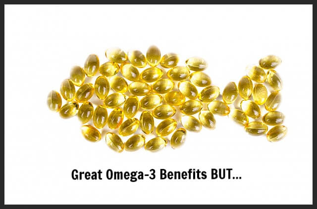 Omega 3 from fish oils vary considerably in the type and level of fatty acid composition.