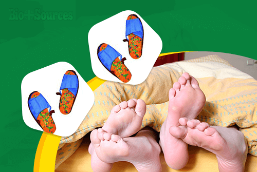 Feet reflexology acupuncture insoles