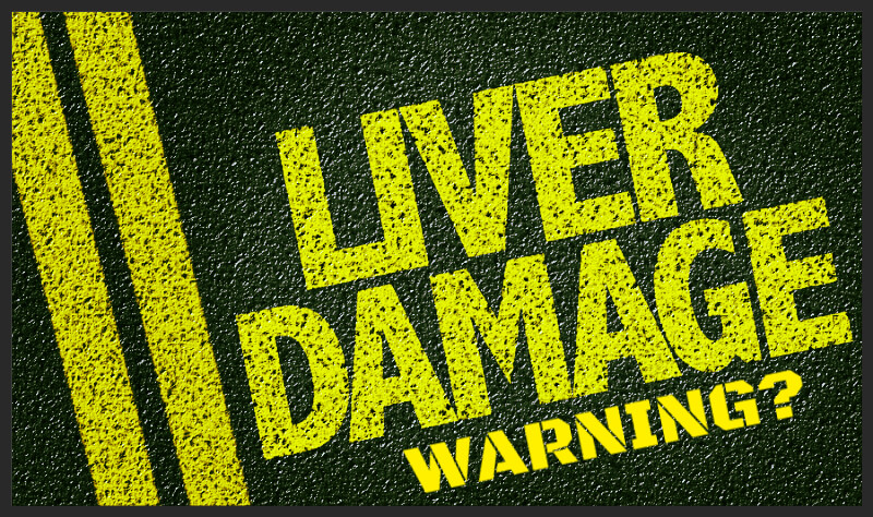 Liver health warning