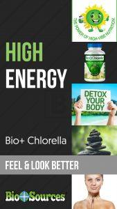 High energy- Feel & look better
